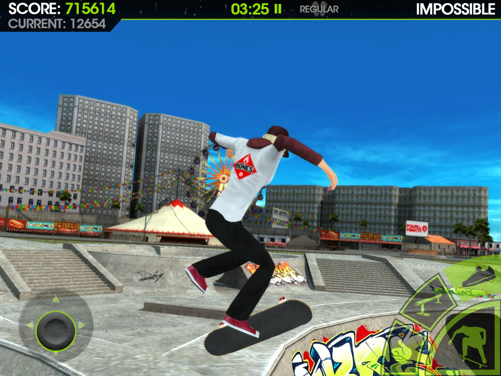 skateboard party 2 pro android apps on google play. Black Bedroom Furniture Sets. Home Design Ideas