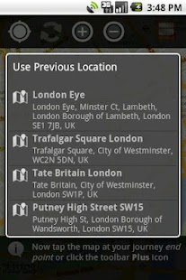London Bus Traveller - screenshot thumbnail