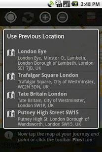 London Bus Traveller - screenshot thumbnail