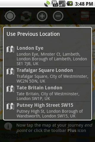 London Bus Traveller- screenshot