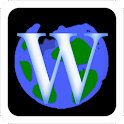 LocPedia: Location 2 Wikipedia logo