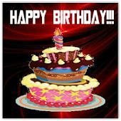 Free Birthday Greetings Cards