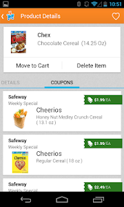 Pushpins Grocery Coupons screenshot 2