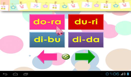 Belajar Membaca dan Berhitung- screenshot thumbnail
