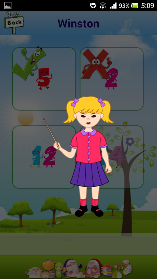 My Teaching Toddler- screenshot
