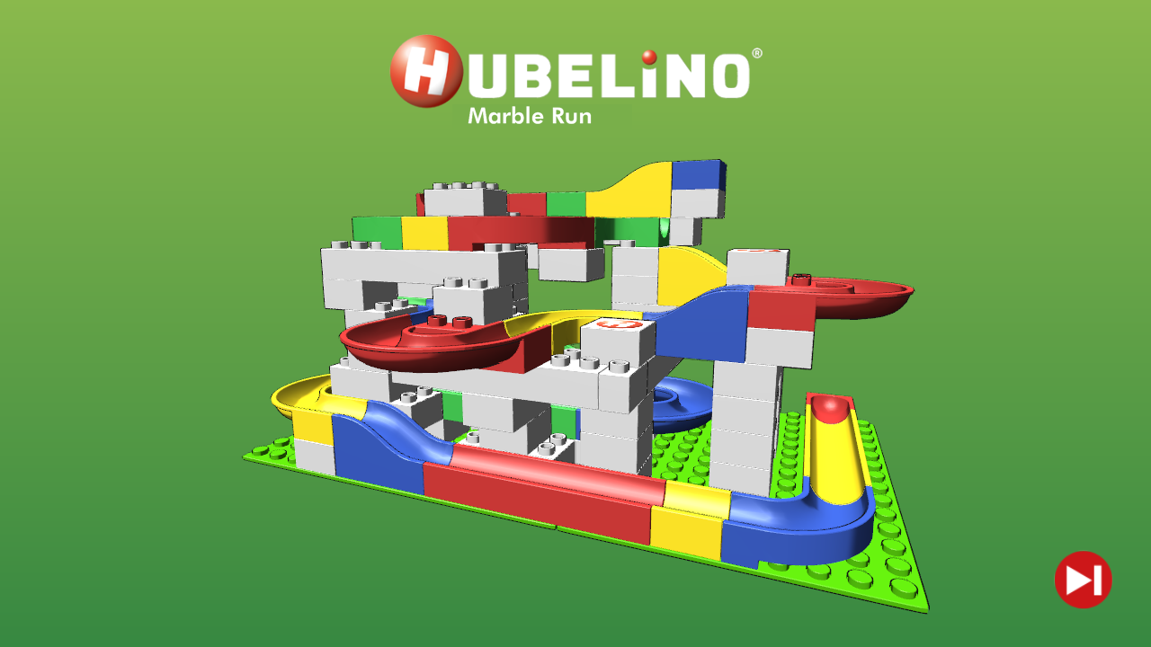 Marble Run 3D by Hubelino- screenshot