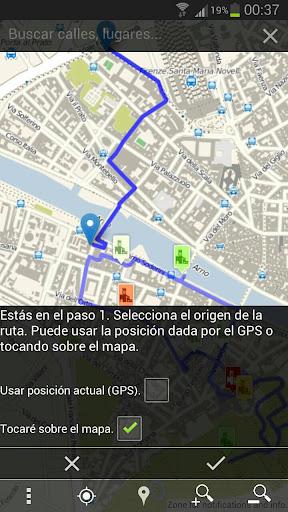 【免費旅遊App】Guía de Florencia, Viaje-APP點子