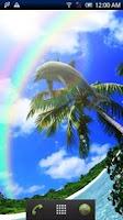 Screenshot of Tropical Ocean-Rainbow