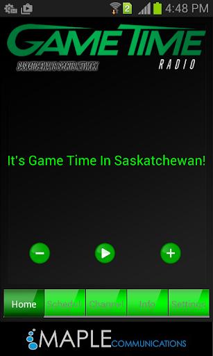 Game Time Radio