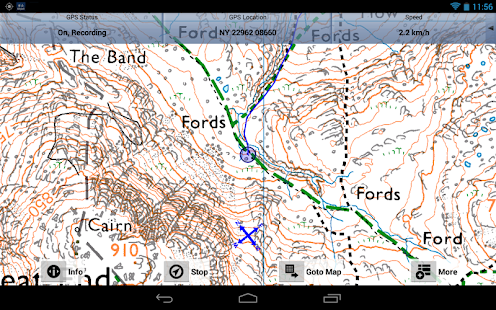 Outdoor Map Navigator- screenshot thumbnail