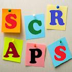 Scrap Notes -Type Paint Doodle icon