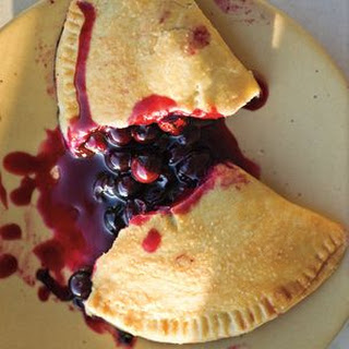 Blueberry Hand Pies.