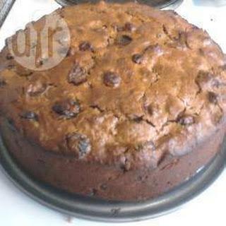 Nell's Irish Boiled Cake
