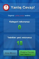 Screenshot of Bilgi Yarışı
