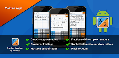 Fraction Calculator + Math PRO - Android app on AppBrain