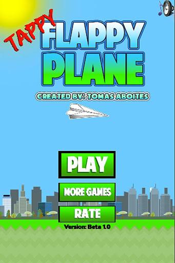 Tappy Flappy Plane