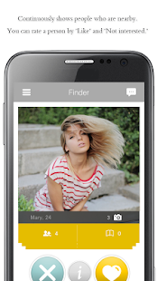 Finder - Match someone nearby