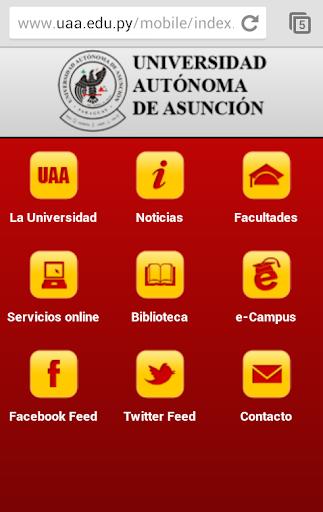 UAA Mobile