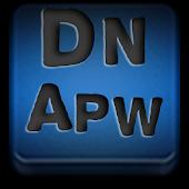 Apw Theme Dark naps Dark Blue