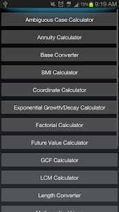 Calculator++- screenshot thumbnail