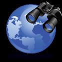 GeoFind GPS Locator logo