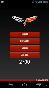 Car Logo Quiz- screenshot thumbnail