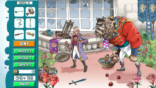 Hidden Object: Beauty Beast