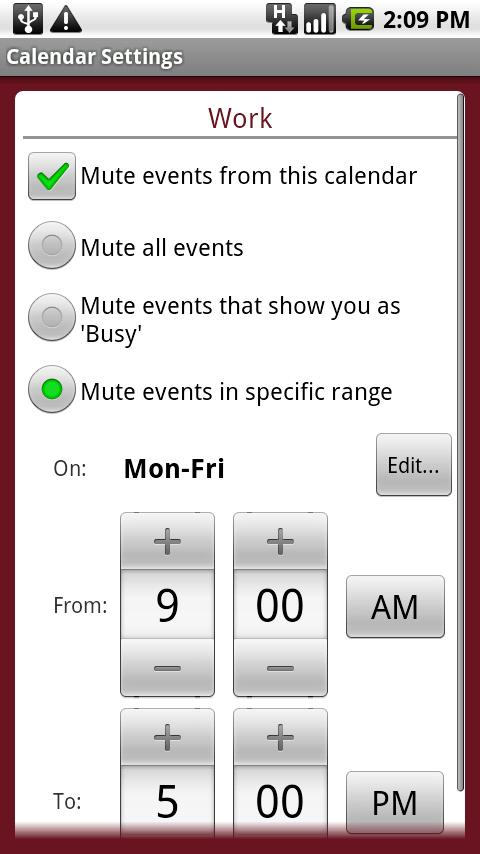 Mute O Matic *Free*- screenshot