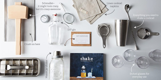 For the Cocktail Connoisseur
