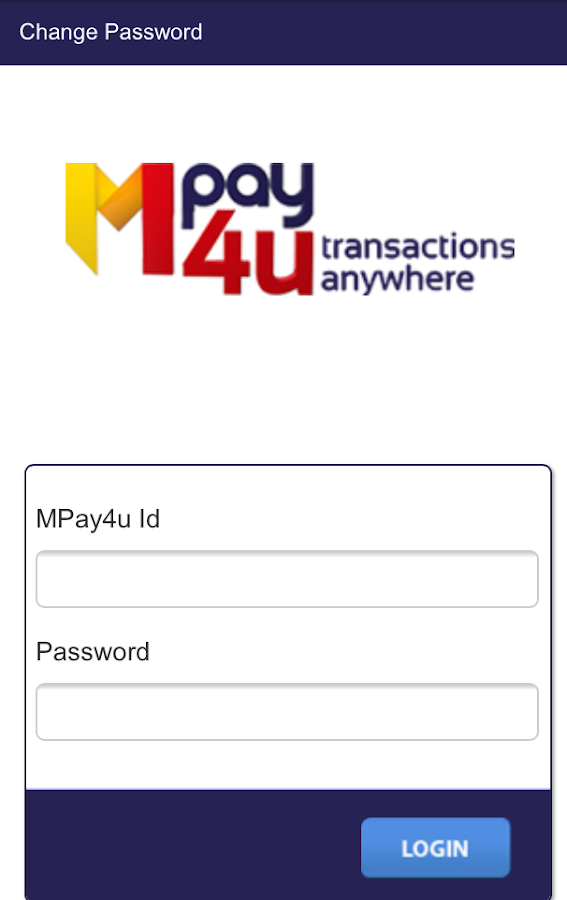 mpay4u- screenshot