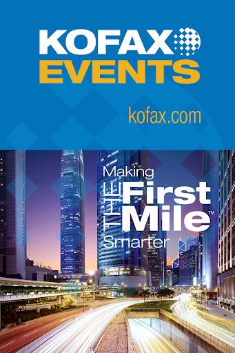 Kofax Events