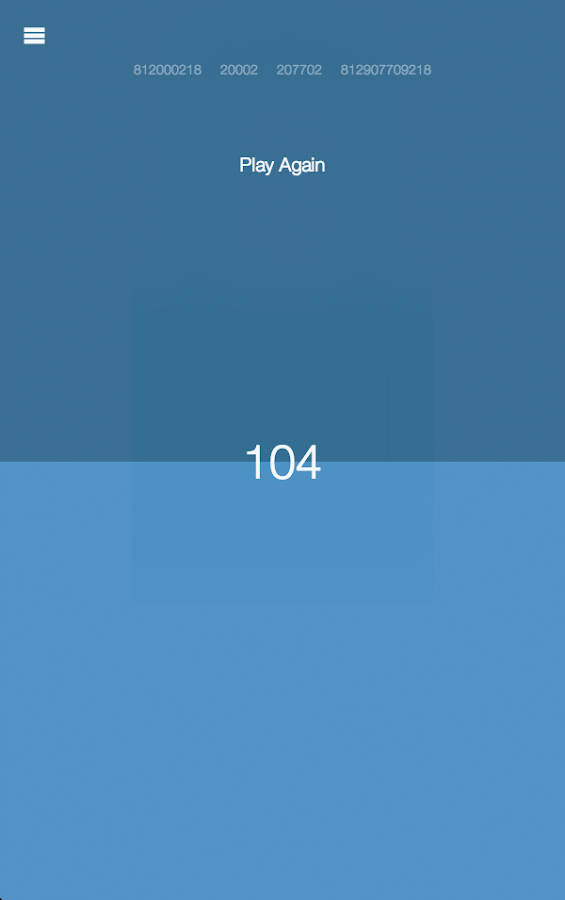 Path to Palindromes- screenshot