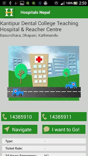Hospitals Nepal
