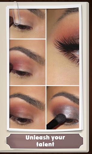 Instructions makeup