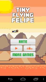 Tiny Flying Felipe
