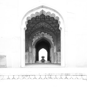 Washed out! by Ankur Chaturvedi - Buildings & Architecture Statues & Monuments