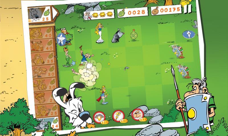 Asterix: Total Retaliation screenshot #2