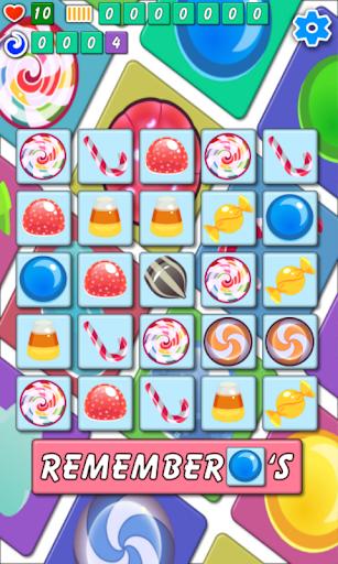 Candy Shuffle Match FREE