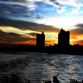 by Aris Susanto - Landscapes Sunsets & Sunrises