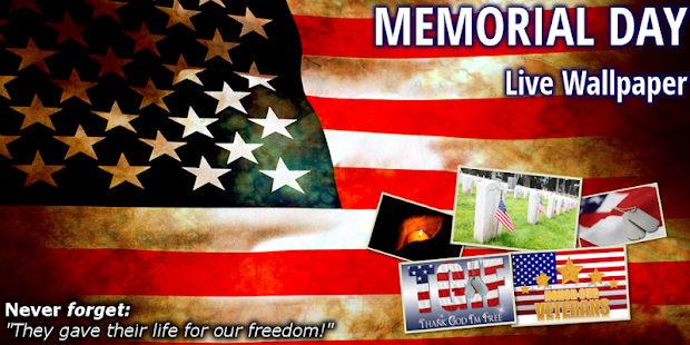 Memorial Day HD Wallpaper PRO - screenshot thumbnail