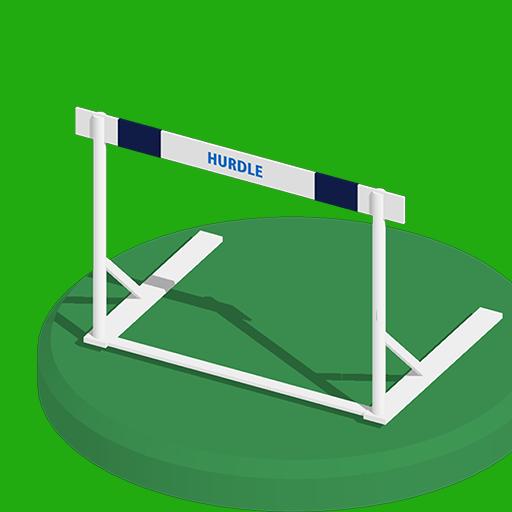 Hurdle Shot LOGO-APP點子