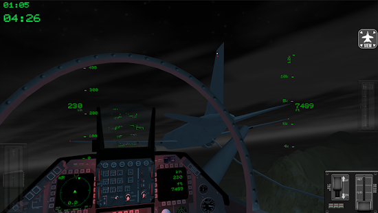 F18 Carrier Landing Lite Screenshot 4