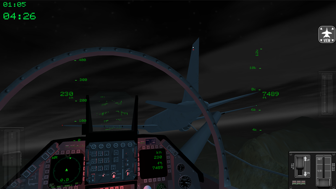 F18 Carrier Landing Lite - screenshot
