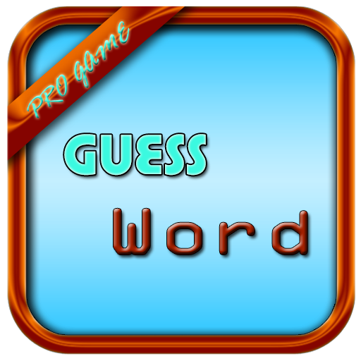 GUESS WORD詞搜索拼圖 LOGO-APP點子
