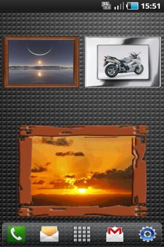 Android Photo Widget (Free) - screenshot