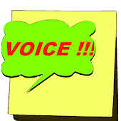 NOTE VOICE DICTATION