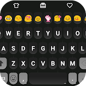 Download Type Writer Emoji Keyboard APK for Android Kitkat