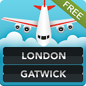 FLIGHTS Gatwick Airport