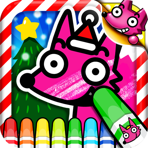Wow! Christmas Coloring Book file APK Free for PC, smart TV Download