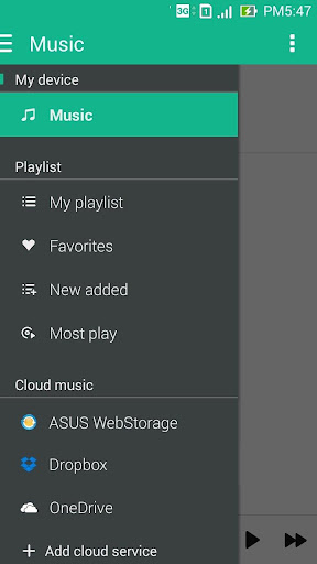 ASUS Music for PC